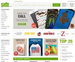 CafePress UK Promo Codes & Coupons