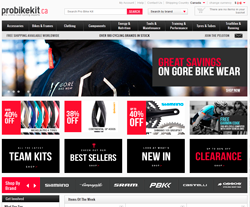 ProBikeKit Canada Promo Codes & Coupons