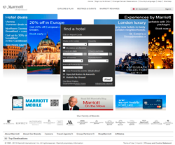Marriott UK Coupons