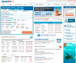 CheapOair Canada Promo Codes & Coupons