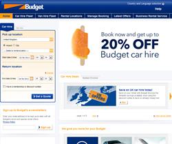 Budget UK Promo Codes & Coupons