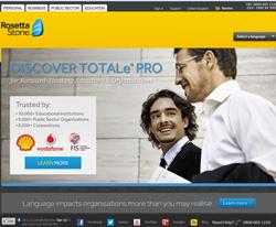 Rosetta Stone UK Promo Codes & Coupons
