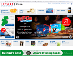 Tesco Ireland Promo Codes & Coupons