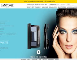 Lancome UK Promo Codes & Coupons