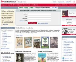 AbeBooks UK Promo Codes & Coupons