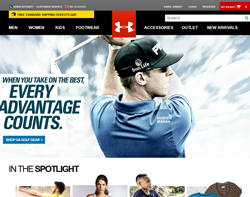 Under Armour UK Promo Codes & Coupons