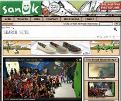 Sanuk Canada Promo Codes & Coupons