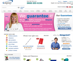 4Imprint UK Promo Codes & Coupons