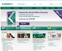Kaspersky UK Promo Codes & Coupons