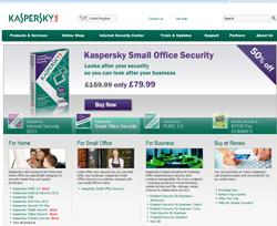 Kaspersky UK Coupons