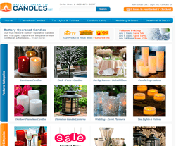 Battery Operated Candles Promo Codes & Coupons