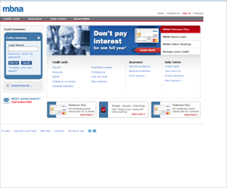 MBNA Promo Codes & Coupons