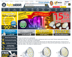 LightRabbit Promo Codes & Coupons