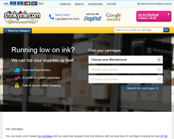Stinkyink Promo Codes & Coupons