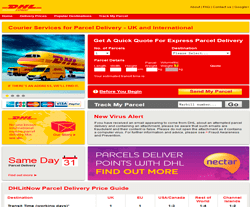 DHL Promo Codes & Coupons
