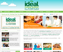 Ideal Home Show Promo Codes & Coupons