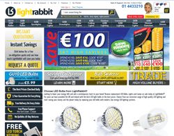 Light Rabbit Ireland Promo Code