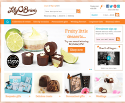 Lily O'Brien's Promo Codes & Coupons