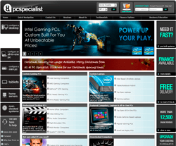 Pcspecialist Promo Codes & Coupons