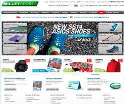Millet Sports Promo Codes & Coupons