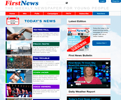 First News Coupons