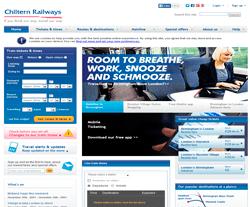 Chiltern Railways Promo Codes & Coupons