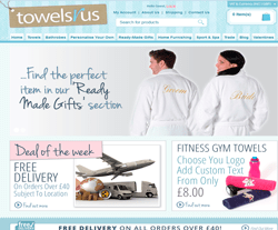 TowelsRus Promo Codes & Coupons