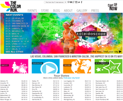 The Color Run UK Promo Code