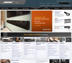 Bose Canada Promo Codes & Coupons