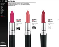 MAC Cosmetics Promo Codes & Coupons