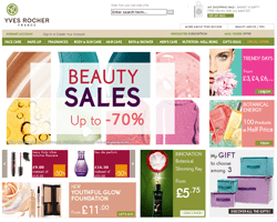 Yves Rocher UK Promo Codes & Coupons