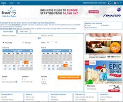 Bravofly UK Promo Codes & Coupons