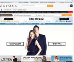Zalora Indonesia Coupons