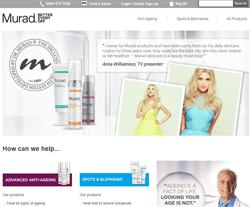 Murad UK Promo Codes & Coupons