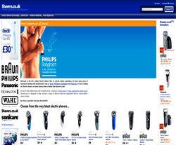 Shavers.co.uk Promo Codes & Coupons