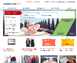 Air France UK Promo Codes & Coupons