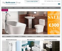 Big Bathroom Shop Promo Codes & Coupons