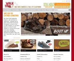 Walktall Promo Codes & Coupons