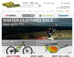 Cycle Store Promo Codes & Coupons