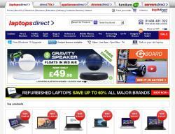 Laptops Direct Promo Codes & Coupons
