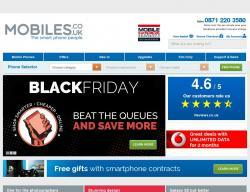 Mobiles.co.uk Promo Codes & Coupons