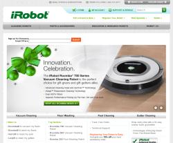 iRobot UK Promo Codes & Coupons
