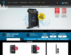 Blu E-Cigs UK Promo Codes & Coupons