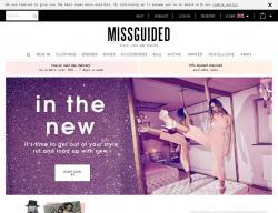 Missguided UKs Promo Codes & Coupons