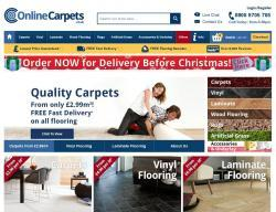 Online Carpets Promo Codes & Coupons