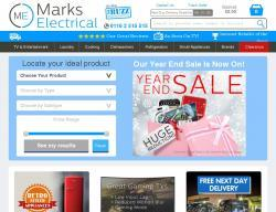 Marks Electrical Promo Codes & Coupons
