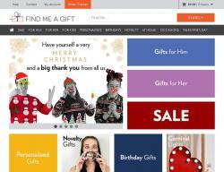 Find Me a Gift Promo Codes & Coupons