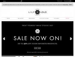 Lily lolo Promo Codes & Coupons