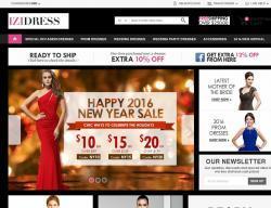 IZIDRESS Promo Codes & Coupons
