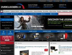 Overclockers UK Promo Codes & Coupons